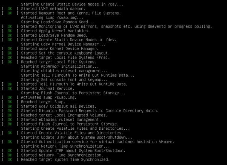 วิธีติดตั้ง Ubuntu Server 18.04 LTS