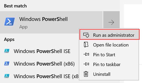 วิธี PowerShell เข้า Microsoft Exchange Online