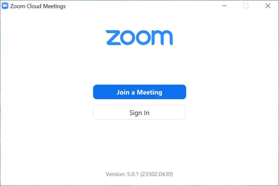 วิธีติดตั้งโปรแกรม Zoom