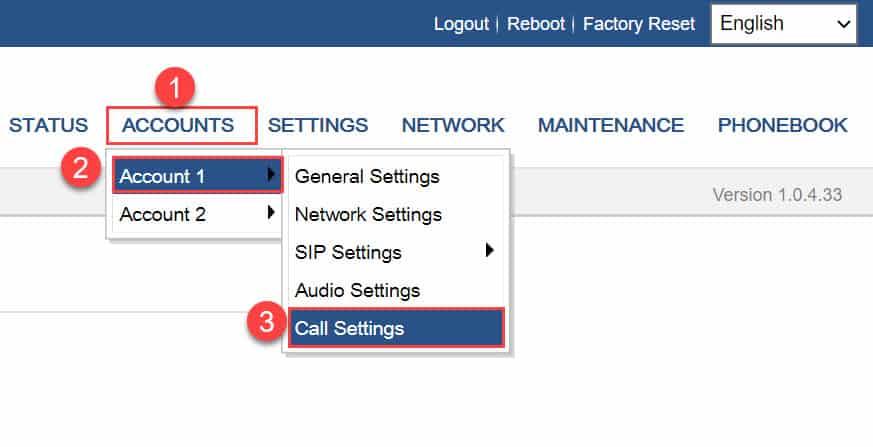 แก้ปัญหา Grandstream IP Phone โทรออกไม่ได้