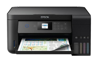 ไดร์เวอร์เครื่องปริ้น Epson L4160 Wi-Fi Duplex All-in-One Ink Tank Printer