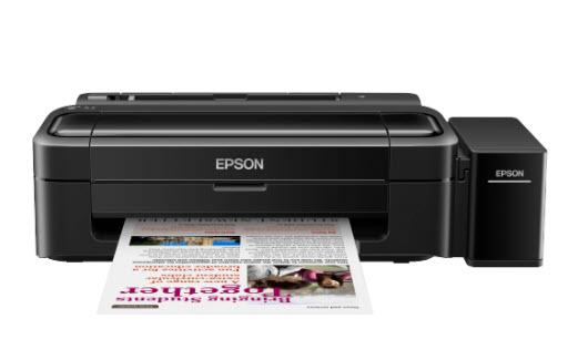 ไดร์เวอร์เครื่องปริ้น Epson EcoTank L130  InkTank Printer