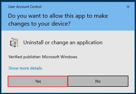 วิธีถอนการติดตั้ง Bitdefender Antivirus Free Edition