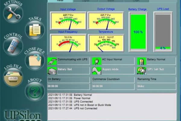 วิธีติดตั้งโปรแกรม UPSilon2000 สำหรับเครื่องสำรองไฟ ETECH E-Sport By Zircon